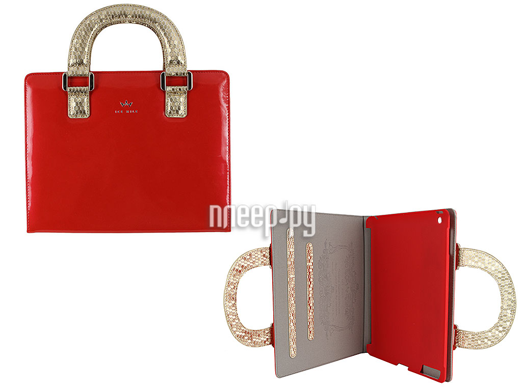Аксессуар Чехол-сумка Ice Mile for Apple iPad TRESK-IP2340014R  Pleer.ru  1446.000