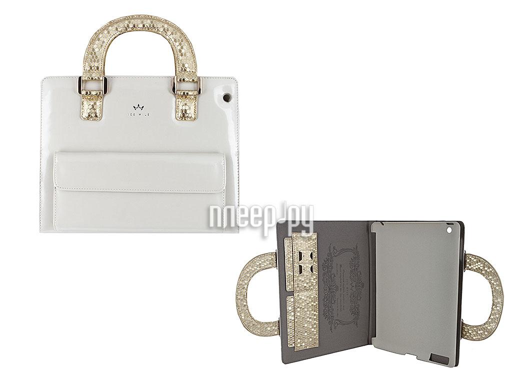 Аксессуар Чехол-сумка Ice Mile for Apple iPad TRESK-IP2340021W  Pleer.ru  1547.000