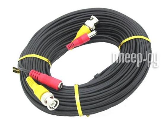 Аксессуар Falcon Eye BNC/DC-BNC/DC 30m W-VP30B кабель комбинированный  Pleer.ru  641.000
