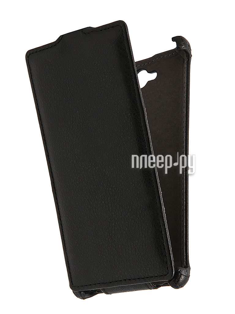 Аксессуар Чехол Sony S39h Xperia C iBox Premium / Ainy BB-Sb347 Black  Pleer.ru  1017.000