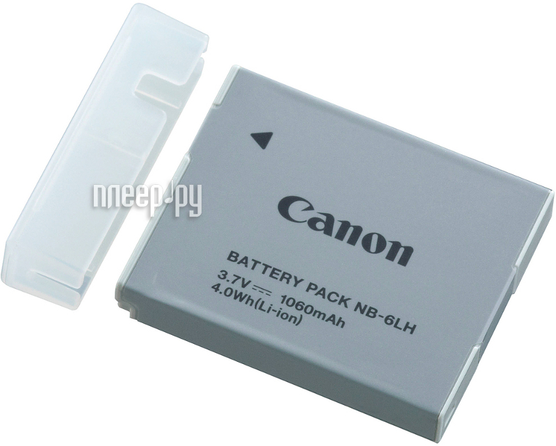 Аккумулятор Canon NB-6LH  Pleer.ru  2060.000