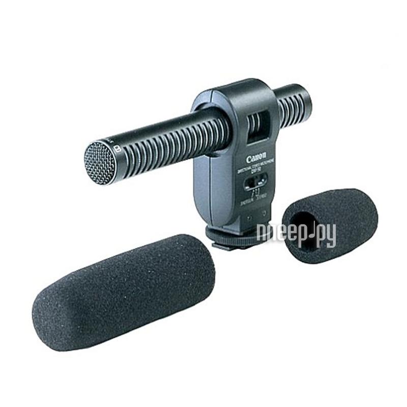микрофон Canon DM-50  Pleer.ru  9317.000