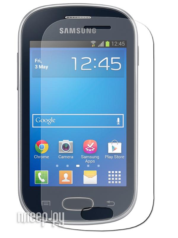 Аксессуар Защитная пленка Samsung GT-S6790 Galaxy Fame Ainy матовая  Pleer.ru  533.000