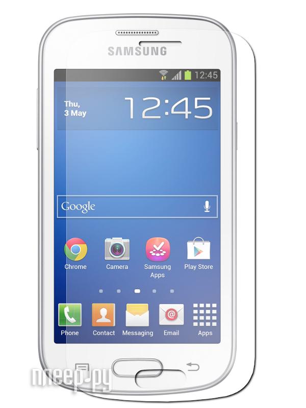 Аксессуар Защитная пленка Samsung GT-S7390 Galaxy Trend Ainy глянцевая  Pleer.ru  94.000