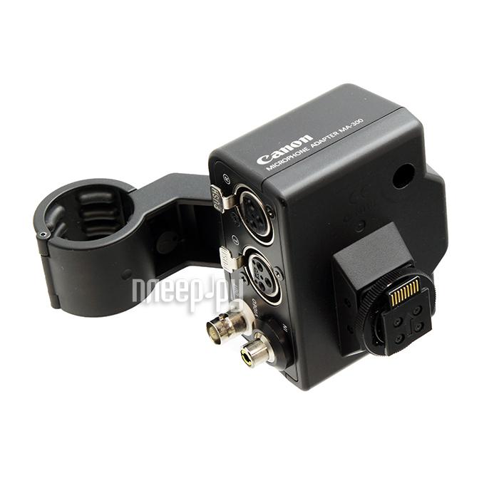микрофон Canon MA-300 - микрофонный адаптер  Pleer.ru  7878.000