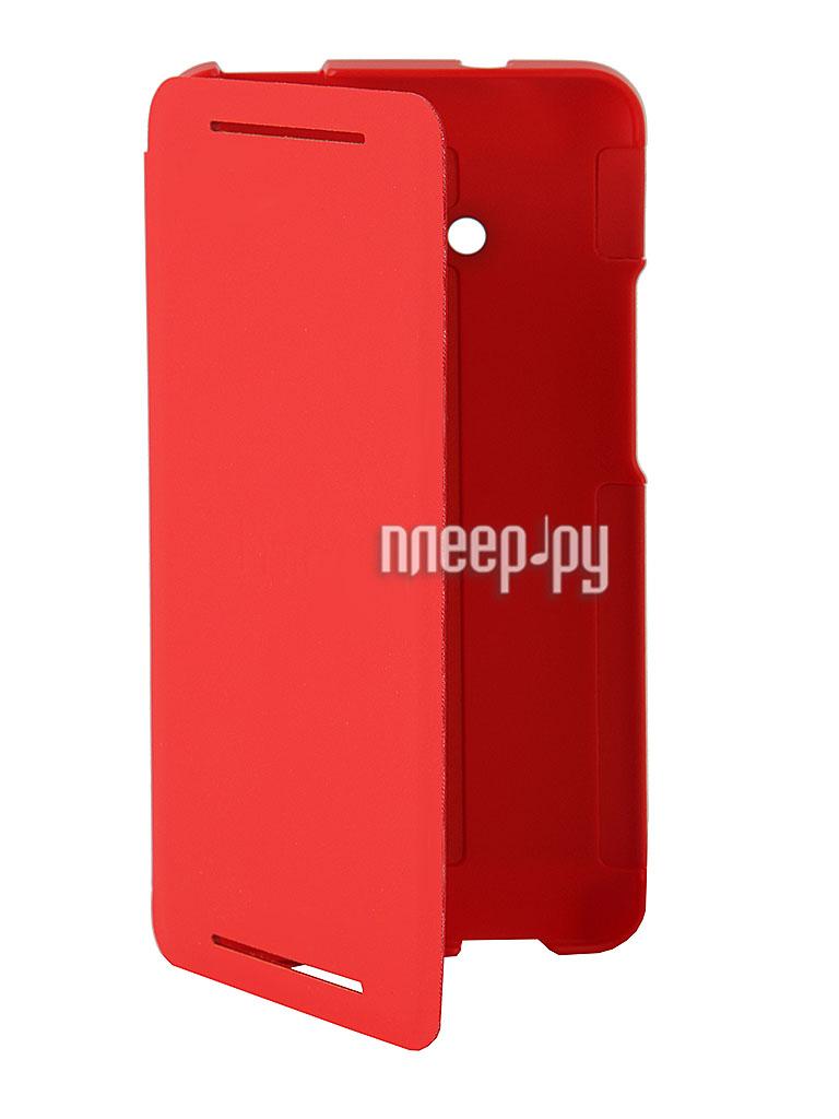 Аксессуар Чехол HTC One HC V841RR Red-Red  Pleer.ru  1348.000