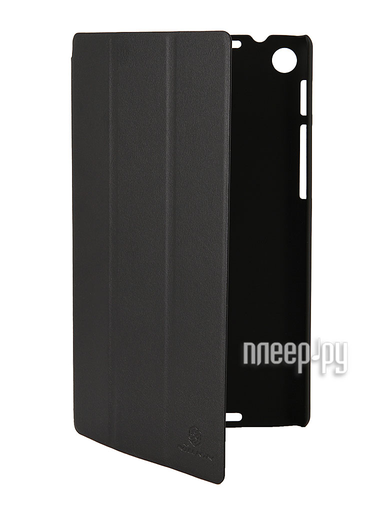Аксессуар Чехол ASUS Google Nexus 7 II Nillkin V Series Leather Case Black  Pleer.ru  999.000
