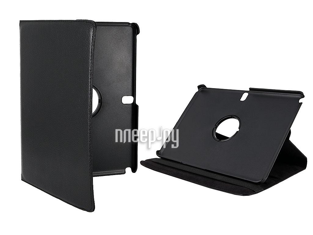 Аксессуар Чехол SkinBox for Samsung Galaxy Note 10.1 SM-P600 2014 Edition rotating 360 P-062 эко  Pleer.ru  1100.000