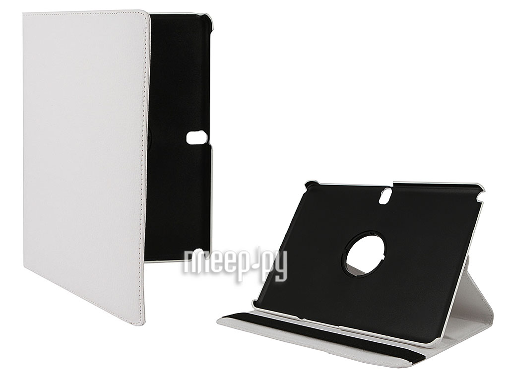 Аксессуар Чехол SkinBox for Samsung Galaxy Note 10.1 SM-P600 2014 Edition rotating 360 P-062 эко  Pleer.ru  1100.000
