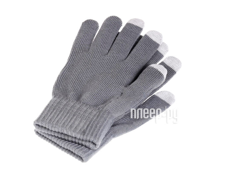 Теплые перчатки GlobusGPS GL-SM1 Grey  Pleer.ru  639.000
