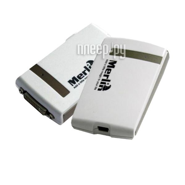 Аксессуар Merlin Dual USB View