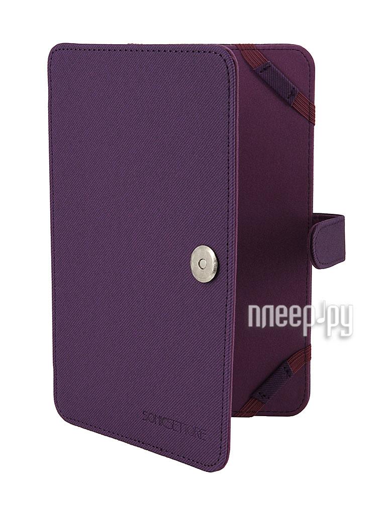 Аксессуар Чехол 7.0 SonicSettore 371048 универсальный Purple  Pleer.ru  850.000