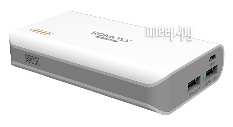 Аккумулятор ROMOSS Powerbank Sailing 3 7800 mAh PH30-305-01
