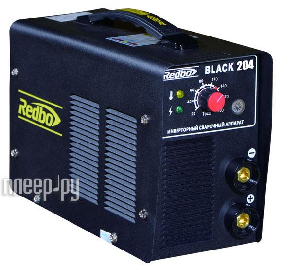 Сварочный аппарат Redbo BLACK-204  Pleer.ru  4703.000