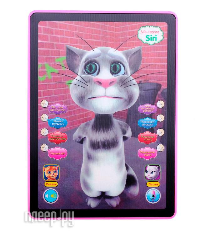 Планшет 3D планшет Jia Du Toys Кот Том 62355 / 62358 / 6883А2  Pleer.ru  508.000