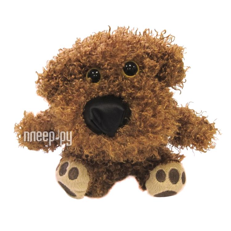 Игрушка Собачка-повторюшка Рыжий Бим черный нос Brown 54478  Pleer.ru  647.000