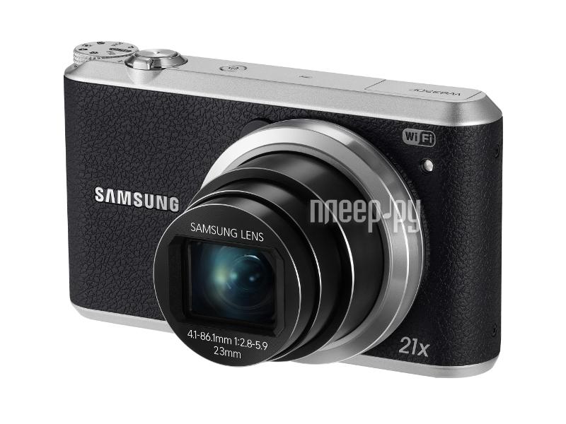 Фотоаппарат Samsung WB350F Black  Pleer.ru  7142.000