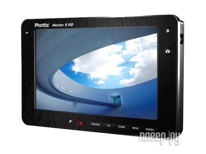 Видеовидоискатель Phottix Hector 9 HD Live View 12405  Pleer.ru  13149.000