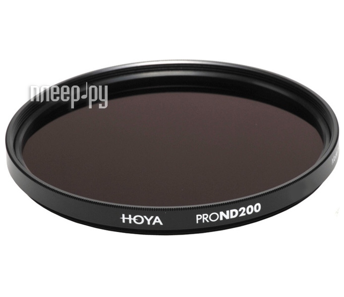 Светофильтр HOYA Pro ND200 58mm  Pleer.ru  2224.000
