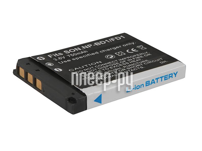 Аккумулятор Fujimi NP-BD1/FD1