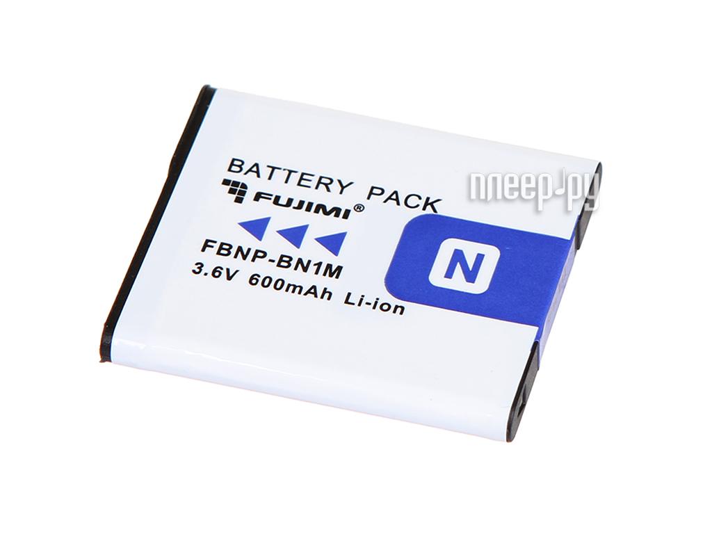 Аккумулятор Fujimi NP-BN1  Pleer.ru  346.000