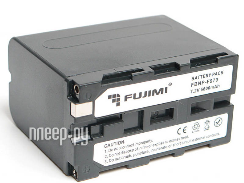 Аккумулятор Fujimi NP-F960/F970