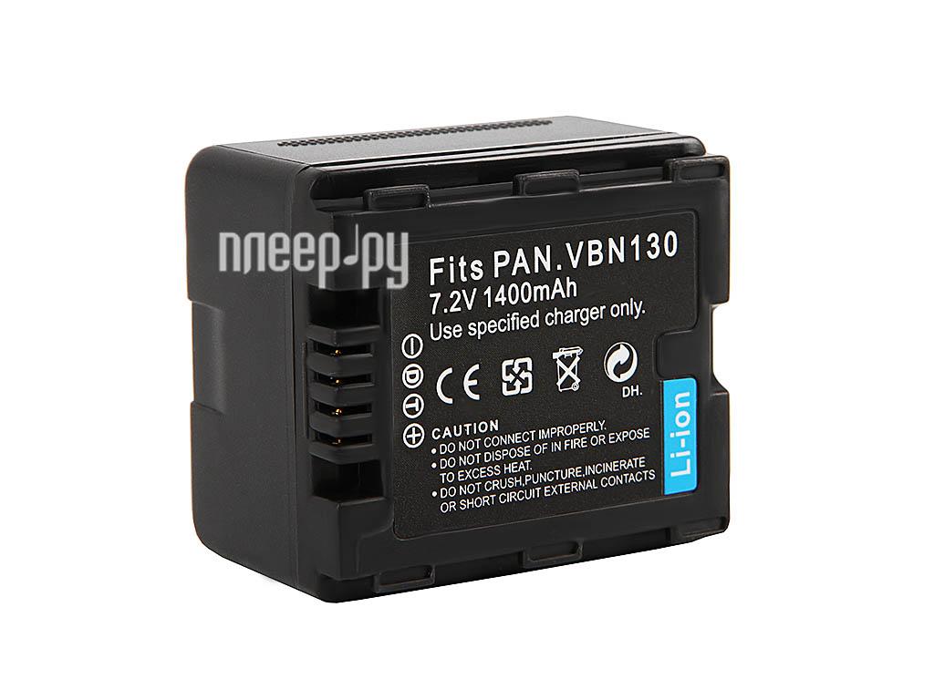 Аккумулятор Fujimi VW-VBN130  Pleer.ru