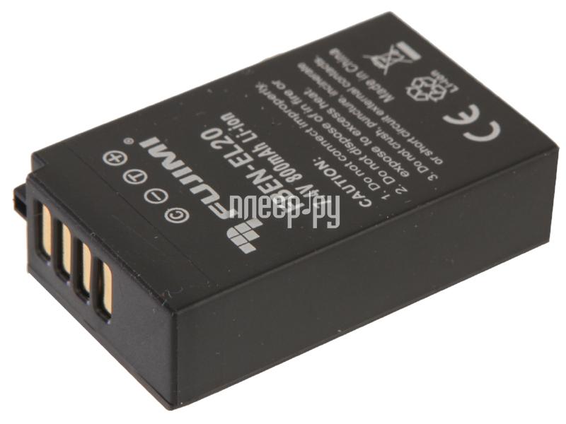 Аккумулятор Fujimi EN-EL20  Pleer.ru  796.000