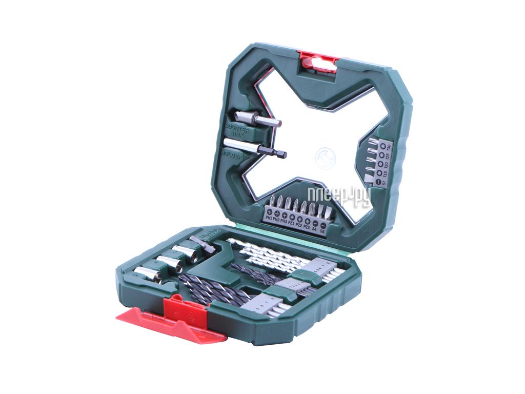 Набор сверл Bosch X-Line Classic X34 34 предмета 2607010608
