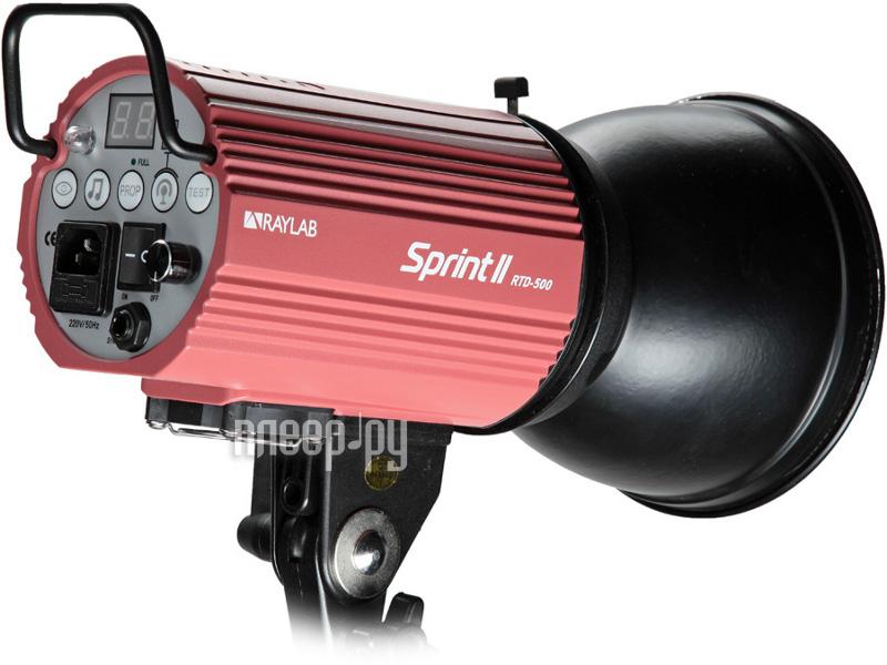 Вспышка Raylab Sprint II RTD-500  Pleer.ru  13807.000