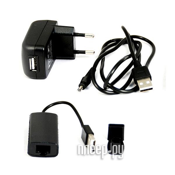 Аксессуар IconBIT LAN PORT USB2.0 - RJ45  Pleer.ru  986.000