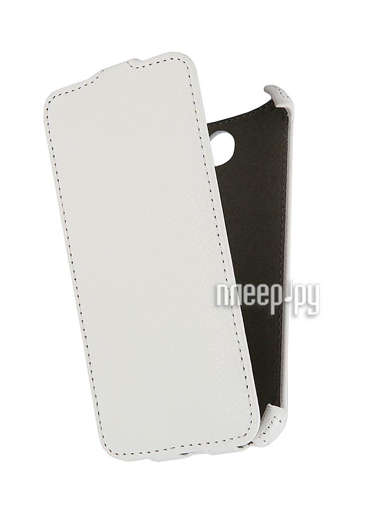 Аксессуар Чехол HTC Desire 300 Time Norton White  Pleer.ru  188.000