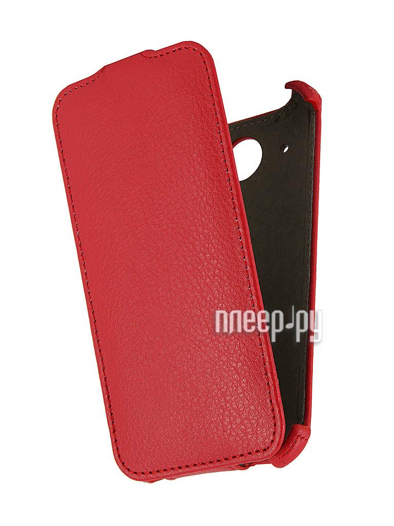 Аксессуар Чехол HTC Desire 601 Time Norton Red  Pleer.ru  989.000