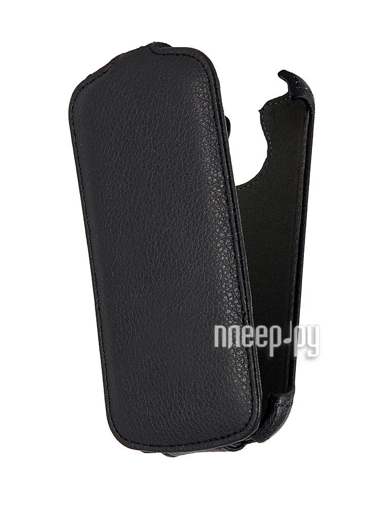 Аксессуар Чехол Acer Liquid E1 Duo V360 iBox Premium Black  Pleer.ru  308.000