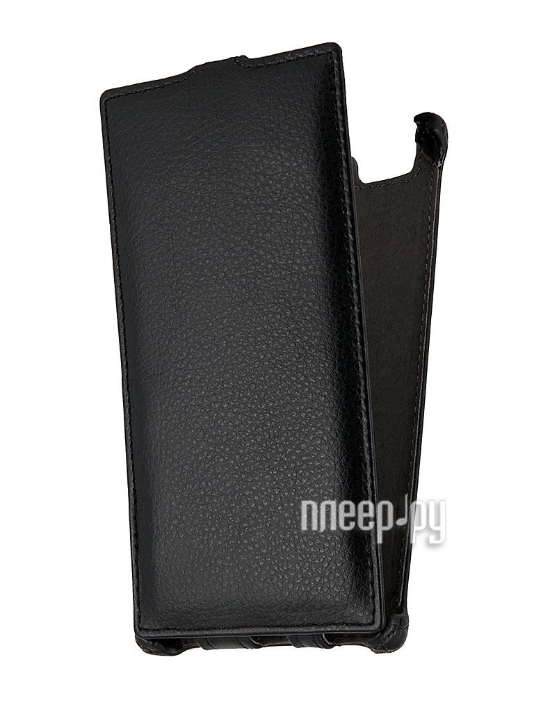 Аксессуар Чехол Lenovo K900 iBox Premium Black  Pleer.ru  1109.000