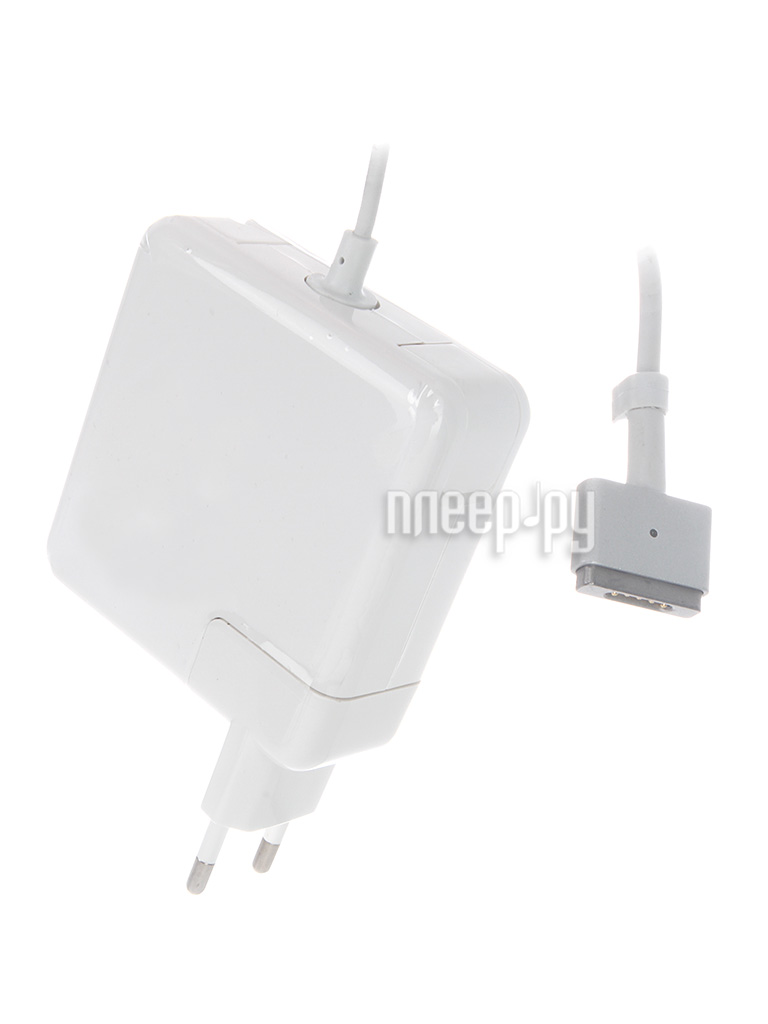 Блок питания TopON TOP-AP203 16.5V 60W for MacBook Air 2012 / Pro Retina Magsafe 2  Pleer.ru  1450.000