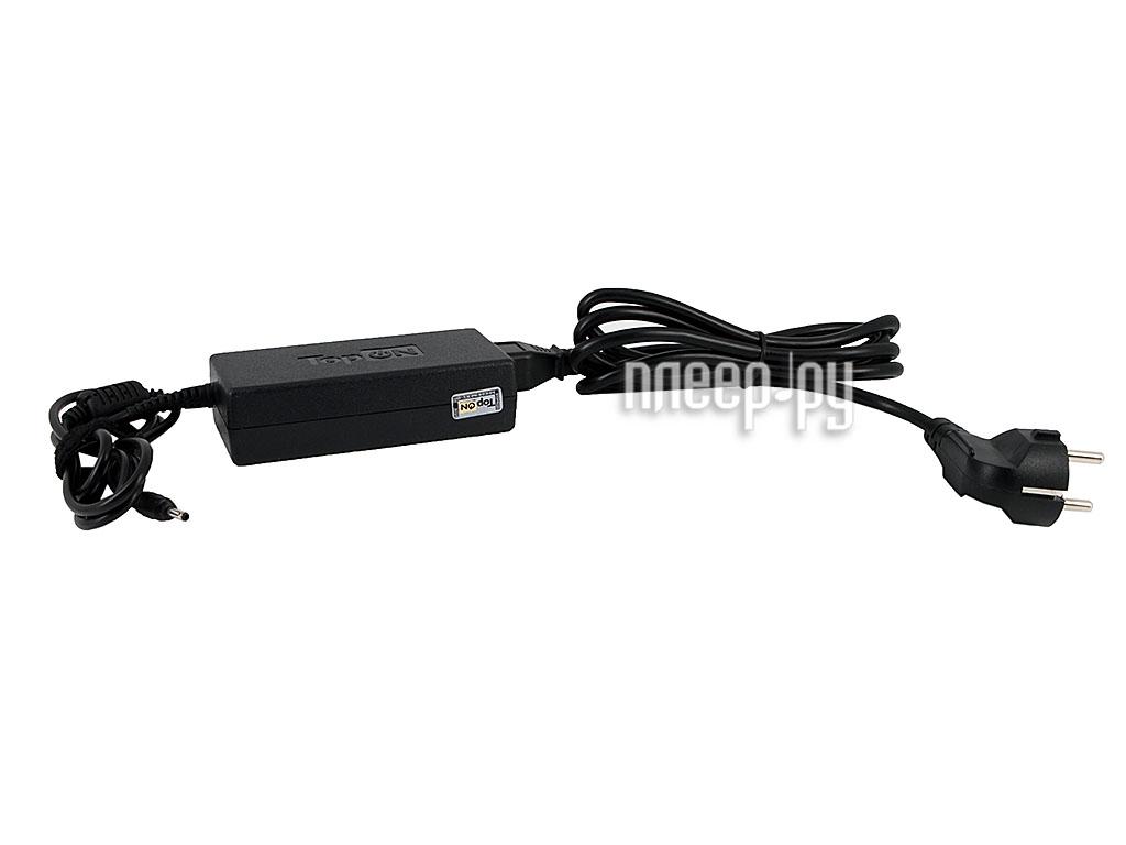 Блок питания TopON TOP-AC09 19V 65W для Acer Aspire Ultrabook S7 / S7-191 / S7-391 / Iconia Tab W700 / W700P