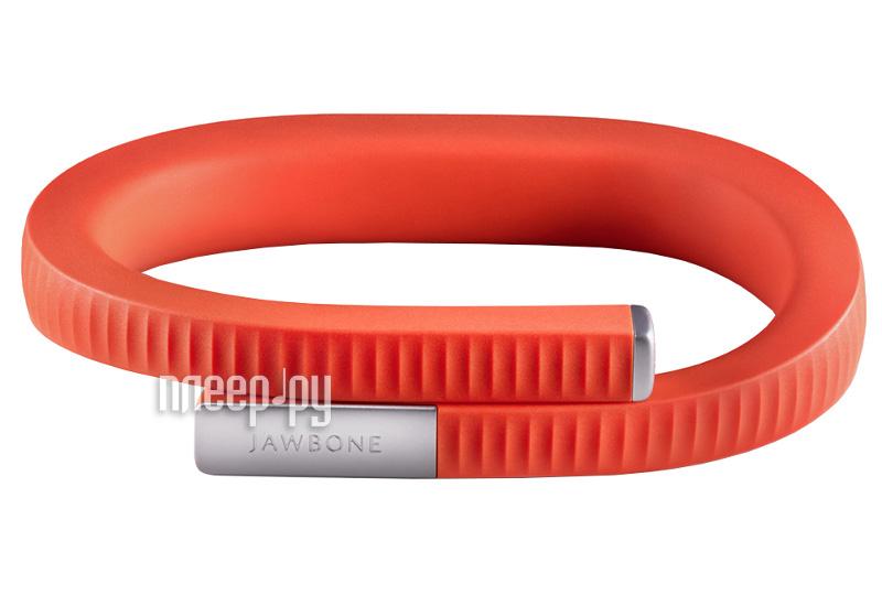 Умный браслет Jawbone UP24 Large Orange JL01-16L-EM1  Pleer.ru  4268.000
