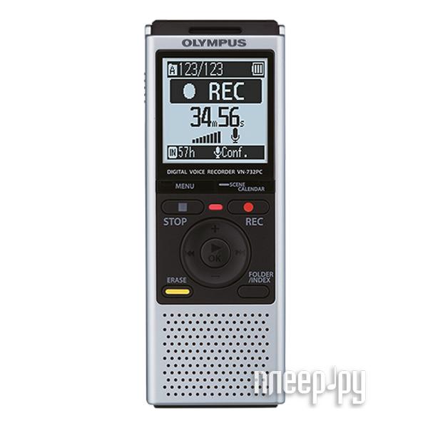 Диктофон Olympus VN-732PC  Pleer.ru  2688.000
