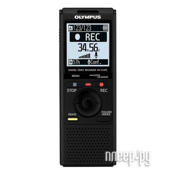 Диктофон Olympus VN-733PC  Pleer.ru  3067.000