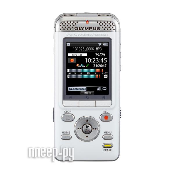 Диктофон Olympus DM-7  Pleer.ru  13560.000
