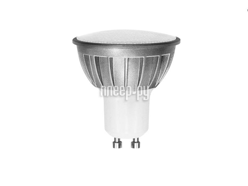 Лампочка Hyundai CDR 4.5W 220V GU10 4500K 375 Lm LED01-JCDR-220V-4.5W-4.5K-GU10