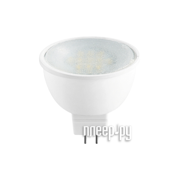Лампочка Hyundai LED02-JCDR-220V-6.0W-4.5K-GU5.3  Pleer.ru  218.000