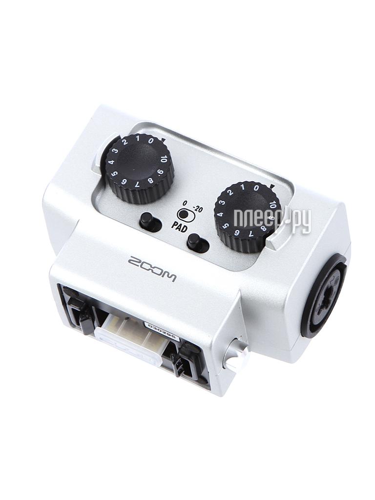 Сменный модуль Zoom EXH-6 Dual XLR / TRS Combo для Zoom H6