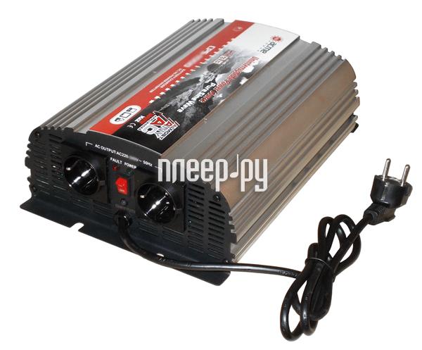 Автоинвертор AcmePower AP-CPS-1500/24 1500W USB (1500Вт) с 24В на 220В
