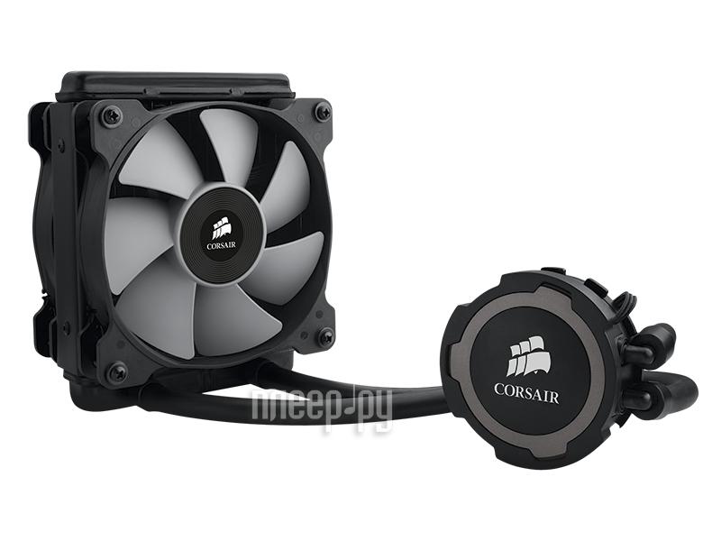 Водяное охлаждение Corsair H75 CW-9060015-WW (Intel LGA1150/LGA1155/LGA1156/LGA1366/LGA2011/AMD FM1/FM2/AM2/AM3)  Pleer.ru  4332.000