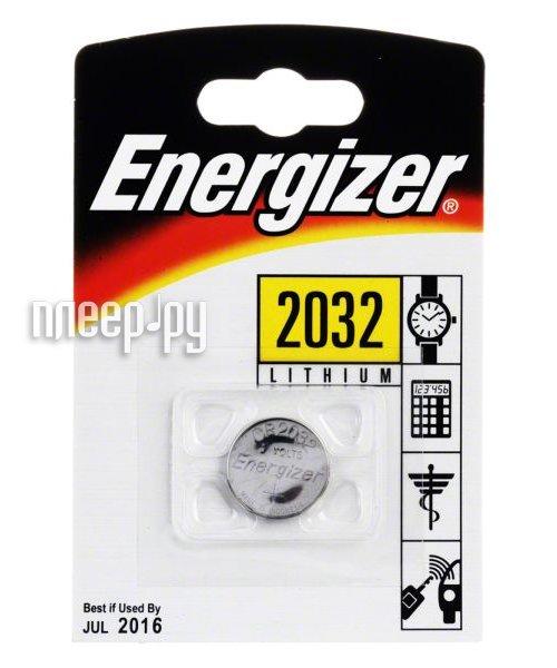 Батарейка CR2032 - Energizer Miniature Enr Lithium PIP1 (1 штука)