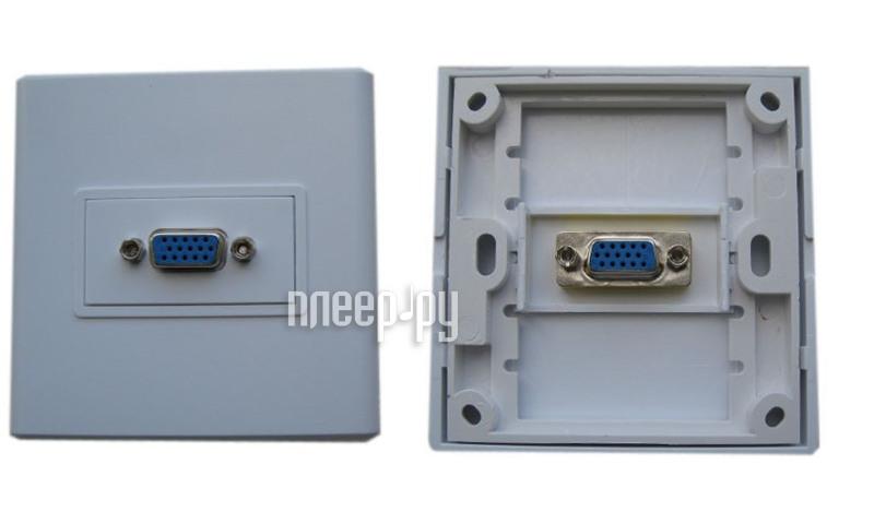 Аксессуар Espada VGA 15F to VGA 15F EWPVGA15F  Pleer.ru  320.000