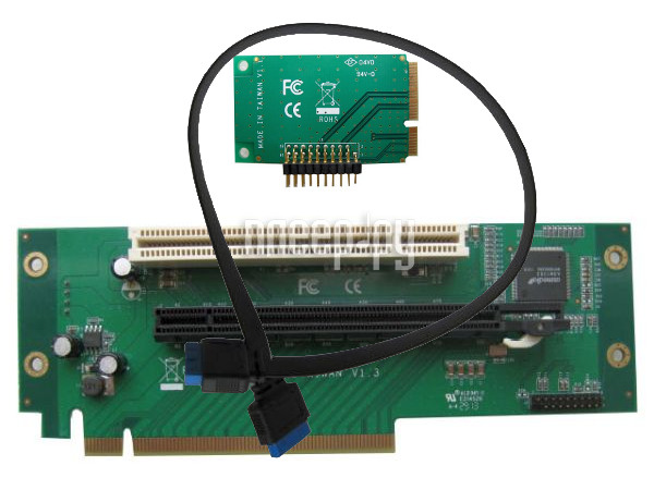Аксессуар Espada mini PCI-E to PCI 1083METP  Pleer.ru  1869.000