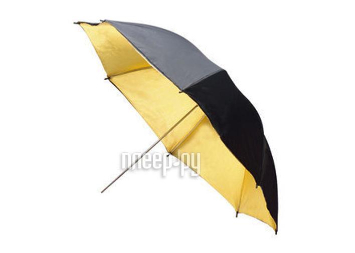 Зонт Dicom Ditech UB40BG 40-inch (101cm) Black-Gold  Pleer.ru  867.000